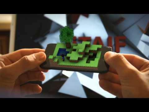 Watch Minecraft Pocket Edition New Version (Alpha 0.7.6) 3D-Animation