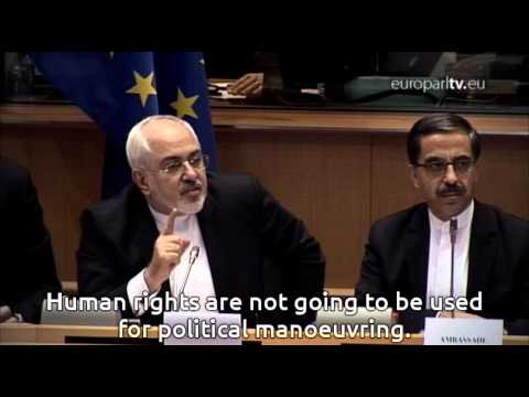 """Iran-EU: """"We need to gain each other's trust"""""""