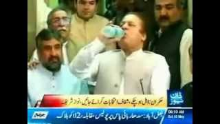 PML-N chief Nawaz Sharif style of speech ( a bit funny )