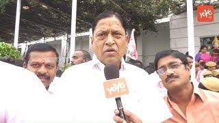 Dornakal TRS MLA Dharamsoth Redya Naik about TRS Working President KTR | Telangana