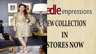 Needle Impressions Ready To Wear Eid Collection 2017 Vol 2