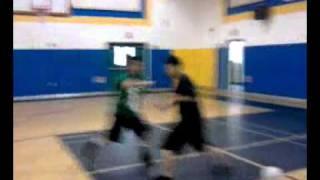 Hmoob kid body shot