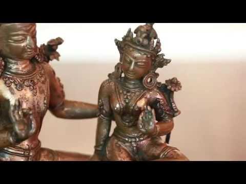 門德揚秋拍--因陀羅與因陀羅尼像