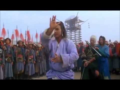 Jet Li Action Reel Vol 2..