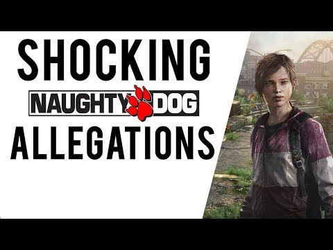 SHOCKING! Ex-Naughty Dog Developer Alleges Sexual Harassment & Cover Up By Sony!