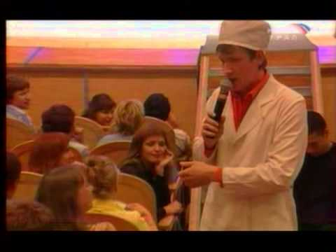 Уральские пельмени - Звездные вопли. Смех психов - Логопед (В. Мясников)
