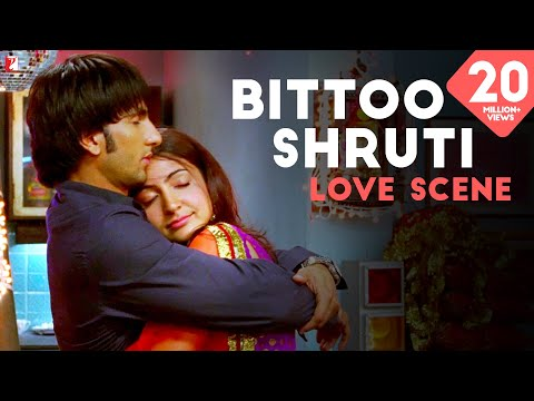 Bittoo Shruti Love Scene - Band Baaja Baaraat