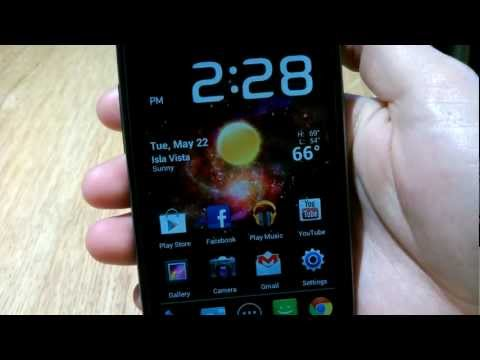 How-To: Remove Yellow Triangle from Rooted Galaxy S2