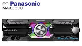 Novos PANASONIC 2018 MAX3500 e AKX710(Exclusivo)