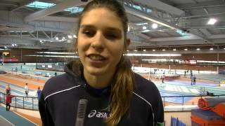 Marta Zenoni | record italiano junior 800m indoor (2:05.19)