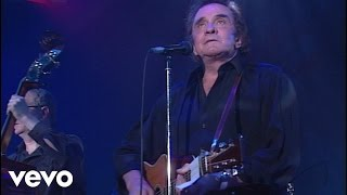 Клип Johnny Cash - I Walk The Line (live)