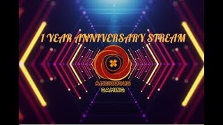 Ambiguous Gaming 1 Year Anniversary 12 hr Stream!