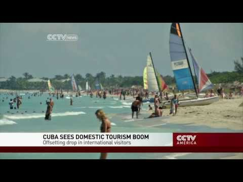 Cuba sees a domestic tourism boom