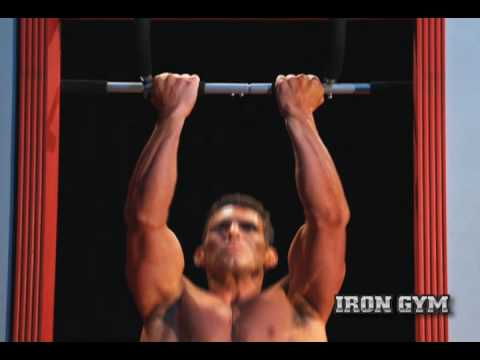 IRON GYM COMMERCIAL