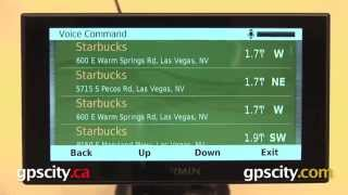Voice Command: Garmin nuvi 2689/2789LMT & 2014 Advanced
