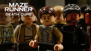 Maze Runner: The Death Cure | Lego Trailer | 20th Century FOX