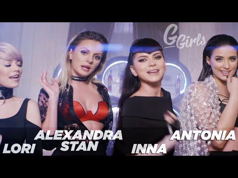 G Girls (Alexandra Stan, Lori, Antonia, INNA) Call The Police pop music videos 2016