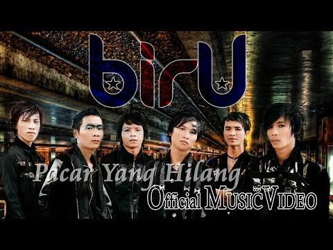 Biru Band - Pacar Yang Hilang [Official Music Video]