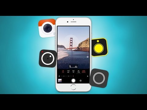 Best Camera Apps to take DSLR Quality Photos on Android  2017
