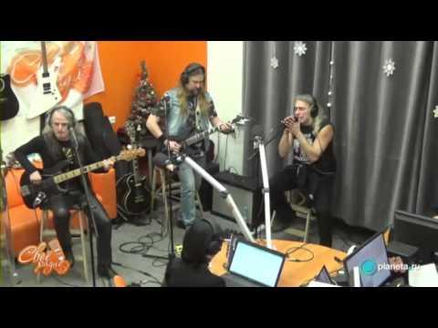 Группа «Мастер» в программе «Живые» на «Своём Радио» (14.12.2015)