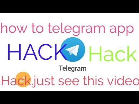 how to telegram app hack.how to hack telegram refferl.