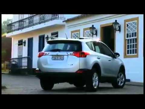 Auto Motor Vrum-Teste Drive do Novo Toyota RAV4