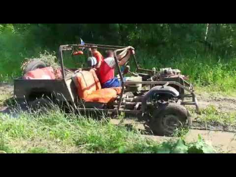 Самодельные мощные трактора