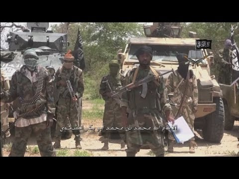 Boko Haram mock the 'Bring Back Our Girls' campaign