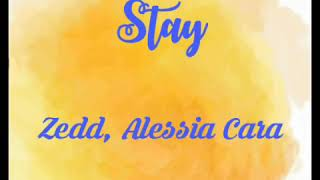 Alessia Cara - Stay (Lyrics)