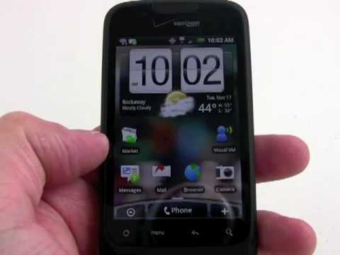 HTC Droid Eris Video