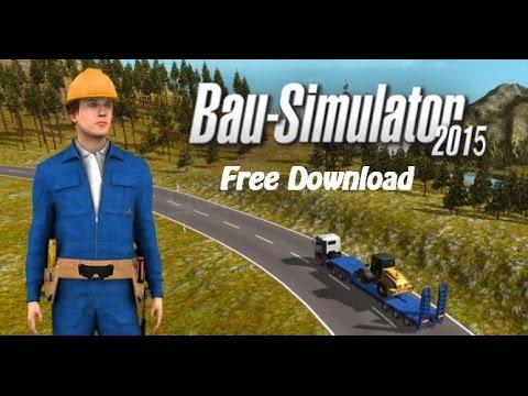 Игра Bau - Simulator 2012 Скачать Через Торрент на PC