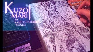 NEW! Speed Drawing - Kaneki Ken | TOKYO GHOUL | FULL PAGE | Anime Manga Sketch