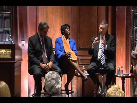 WHYY Hosts Political Discussion With Gwen Ifill
