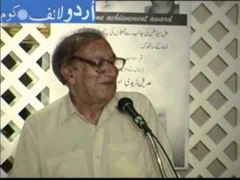 An Evening With Urdu Poet Ahmad Faraz [sham E Faraz: Urdu Mushaira] video