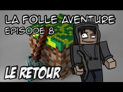 La folle aventure de la KoD sur Minecraft | Episode 8