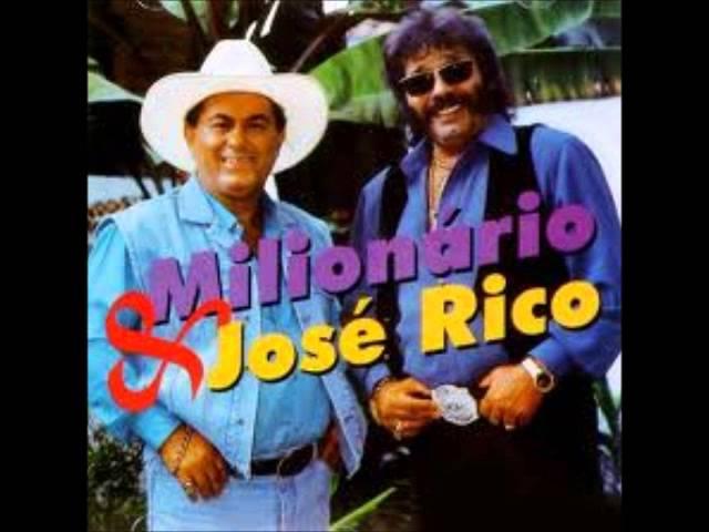 Milionario e José rico-  cd completo