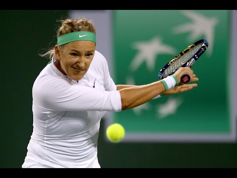 2016 BNP Paribas Open Third Round | Victoria Azarenka vs Zheng Shuai | WTA Highlights