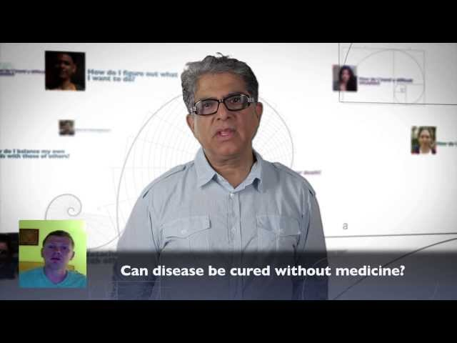 Curing disease without medicine | SPIRITUAL SOLUTIONS with Deepak Chopra