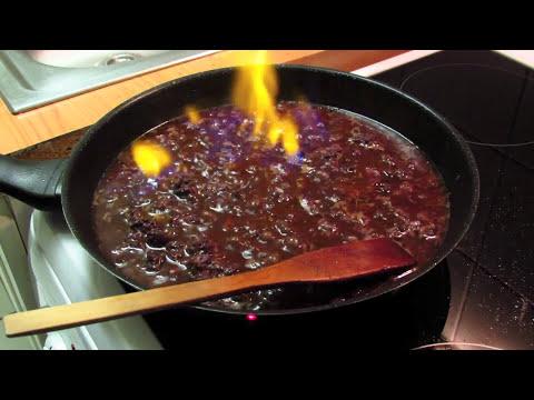 Küchenporno ★ Kitchen Porn: Black Metal Bolognese !!! video