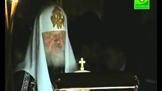 Покаянный канон Андрей Критского, четверг