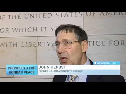 Donbas Peace: Ex- US Ambassador to Ukraine speaks of maintaining sanctions against Kremlin