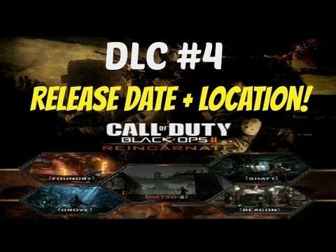 Black ops 2 release date in Australia