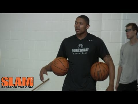 Brad Beal 2012 NBA Draft Workout - Excel Basketball - Washington Wizards #3 Pick