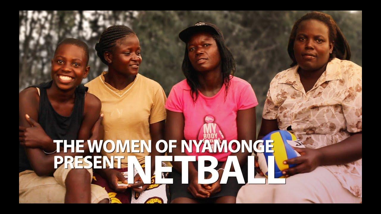 The Women of Nyamonge Present: Netball - mamahope.org