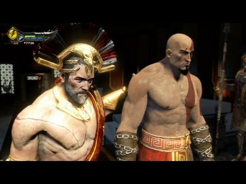 God of War Ascension: Prisão dos Condenados / Câmara do Mártir
