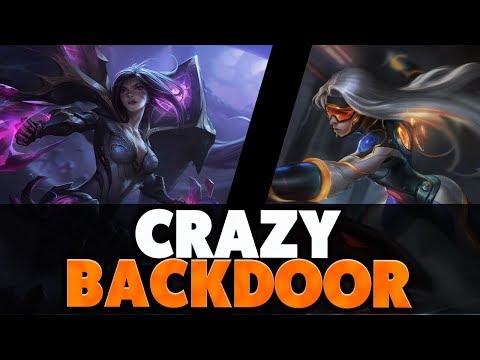 C9 Sneaky | CRAZY BACKDOOR