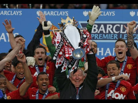Manchester United 2012-2013 Season Review