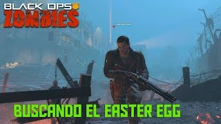 BLOOD OF THE DEAD BUSCANDO EL EASTER EGG Y IX   BLACK OPS 4 ZOMBIES GAMEPLAY