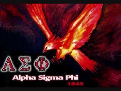 Sigma Alpha Epsilon Phi Alpha Alpha Sigma Phi Beta Sigma