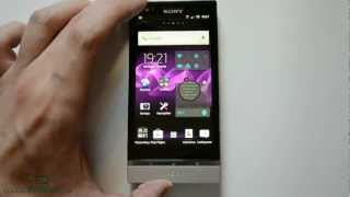 Обзор Sony Xperia P (review)